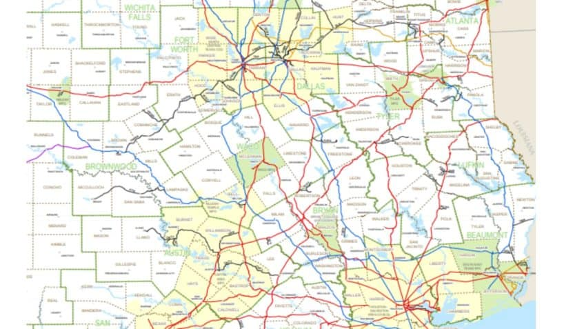 Setting the record straight how railroads operate in Texas